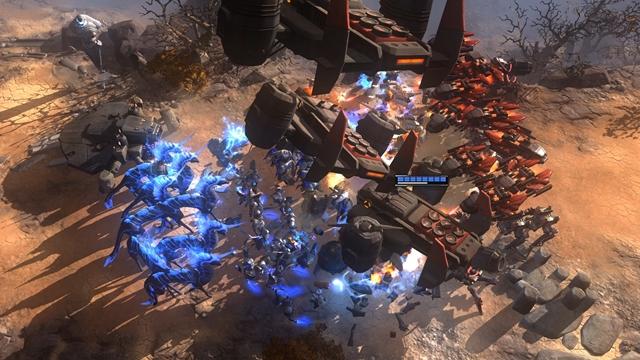 Art of War: Red Tides - Imagem 1 do software