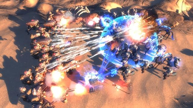Art of War: Red Tides - Imagem 2 do software