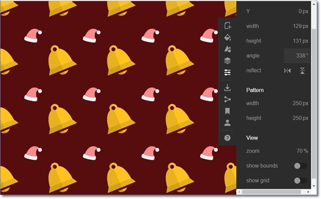 Patterninja - Imagem 1 do software