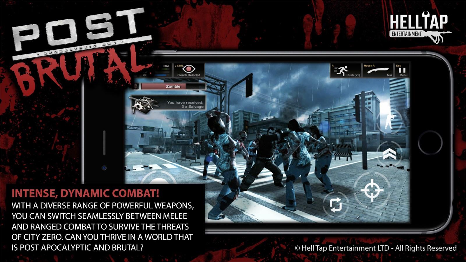 Post Brutal - Imagem 1 do software