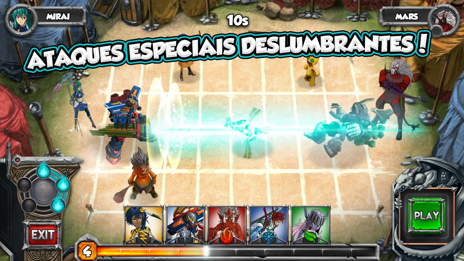 Asgard Rift: Battle Arena - Imagem 1 do software