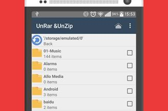 Zip & rar extractor Download para Android Grátis