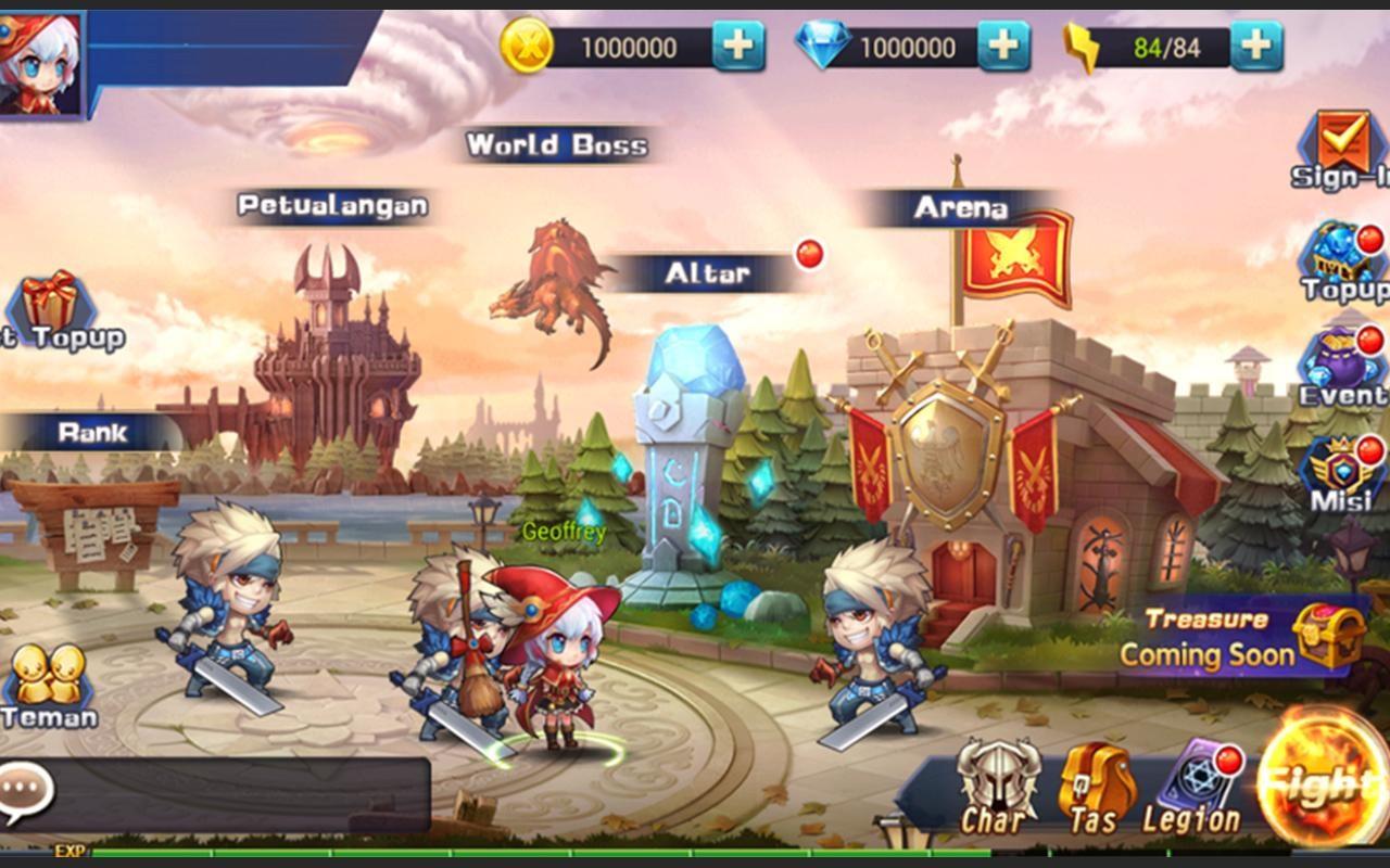 Legion Fighters - Imagem 1 do software
