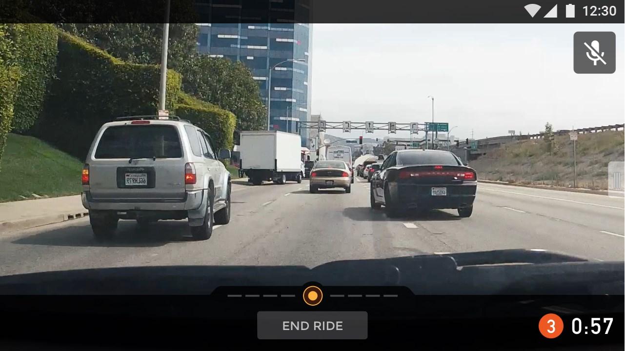 Nexar - AI Dashcam - Imagem 1 do software