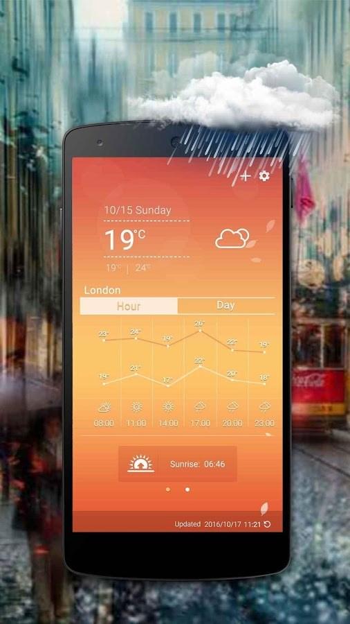 Clima Widget - Imagem 1 do software