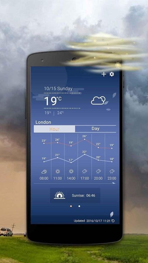 Clima Widget - Imagem 2 do software