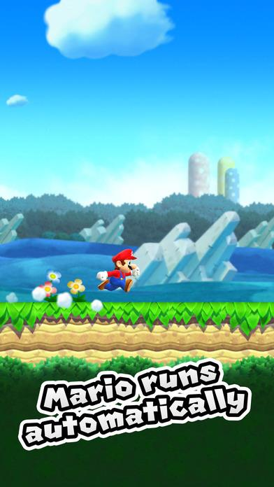 Super Mario Run - Imagem 1 do software