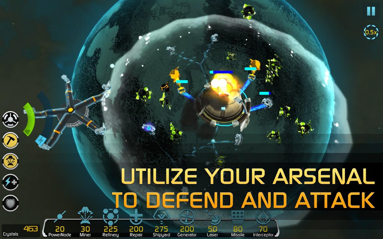 Solar Siege - Imagem 1 do software