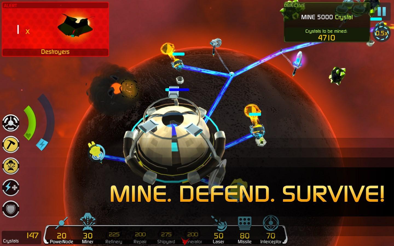 Solar Siege - Imagem 2 do software