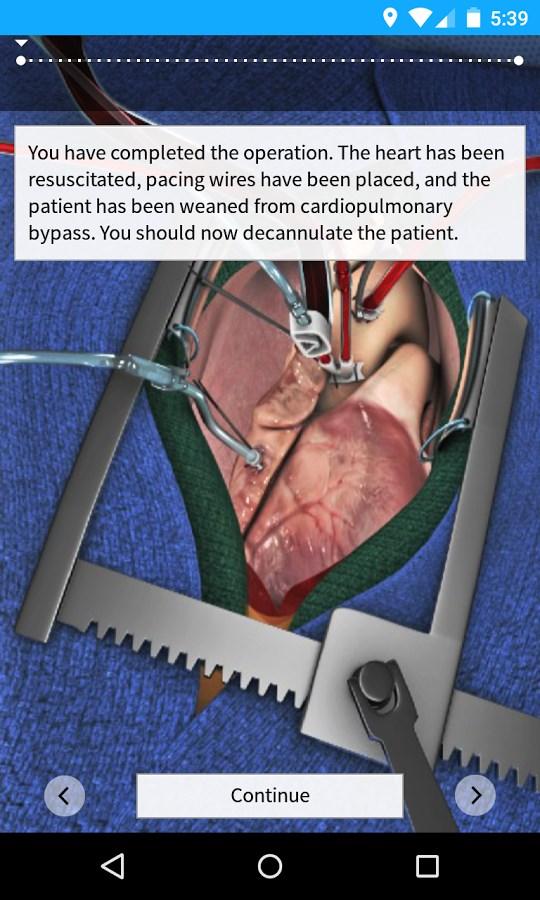 Touch Surgery - Imagem 1 do software