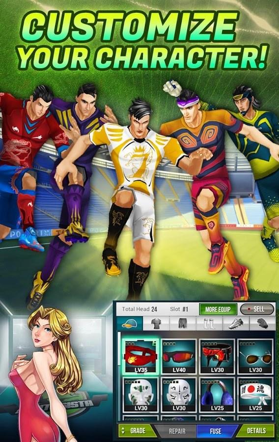 Football Saga Fantasista - Imagem 2 do software