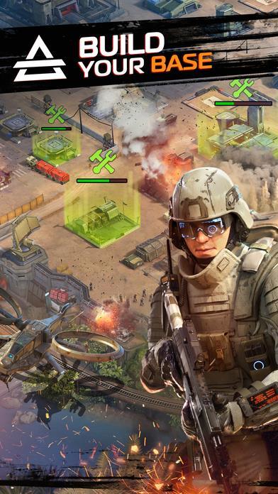 Soldiers Inc: Mobile Warfare - Imagem 1 do software