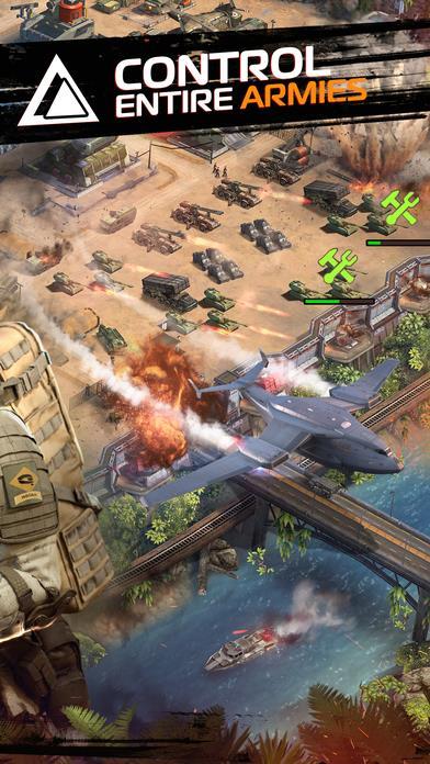Soldiers Inc: Mobile Warfare - Imagem 2 do software