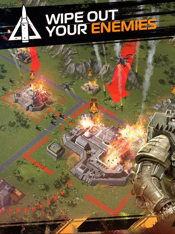 Soldiers Inc: Mobile Warfare - Imagem 3 do software