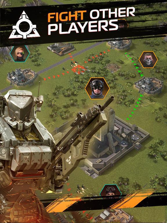Soldiers Inc: Mobile Warfare - Imagem 4 do software
