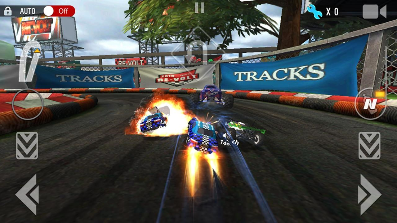 Re-Volt3 - Imagem 1 do software