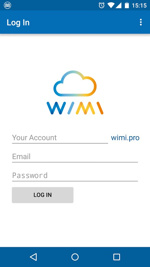 Wimi - Imagem 1 do software