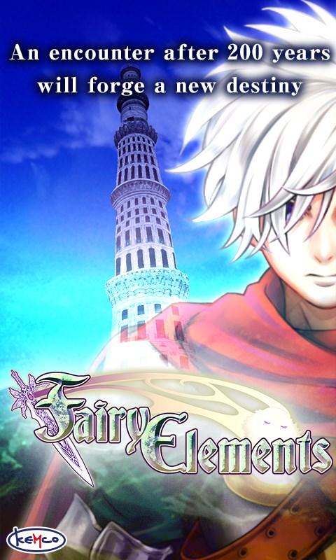 RPG Fairy Elements - Imagem 1 do software