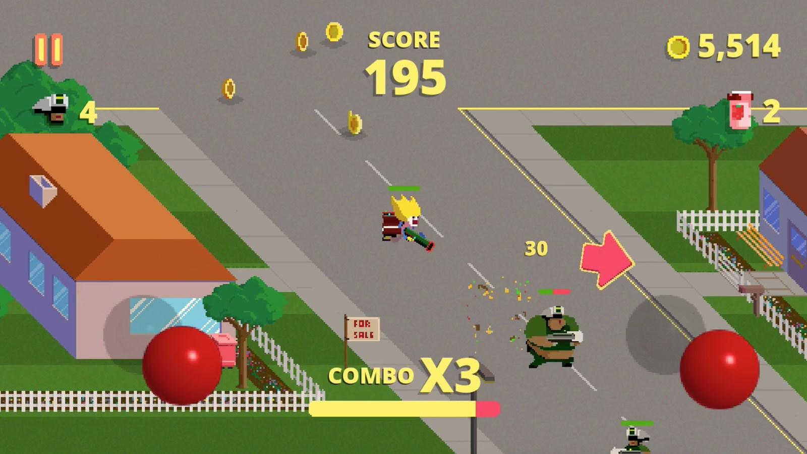 Fast Food Rampage - Imagem 1 do software