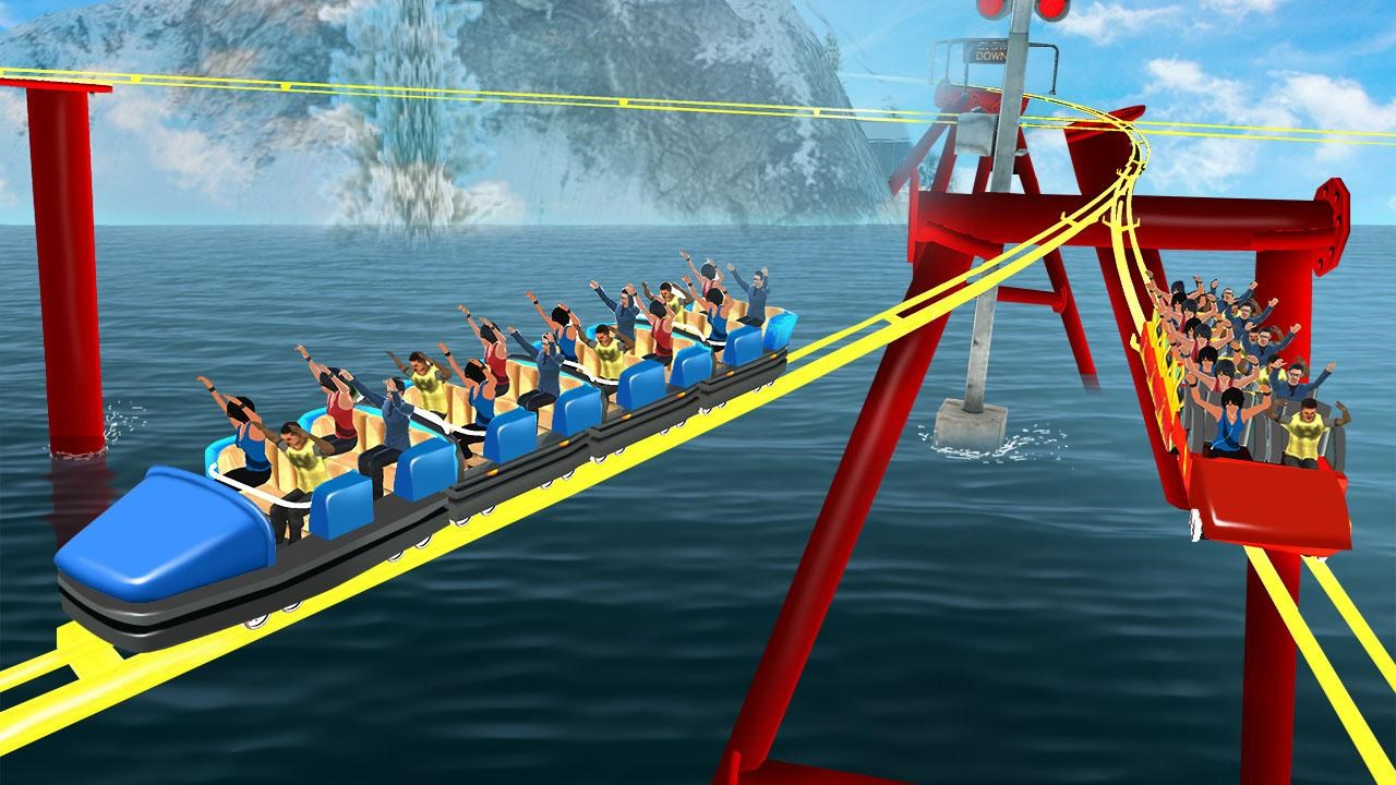 Simulador de Montanha Russa 17 - Imagem 1 do software