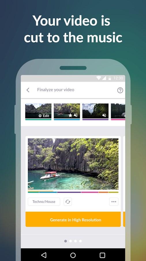 Actvt - Make Video Stories - Imagem 1 do software
