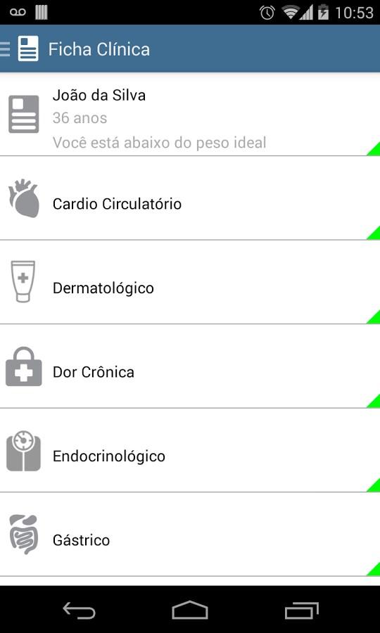 Saúde Controle - Imagem 1 do software