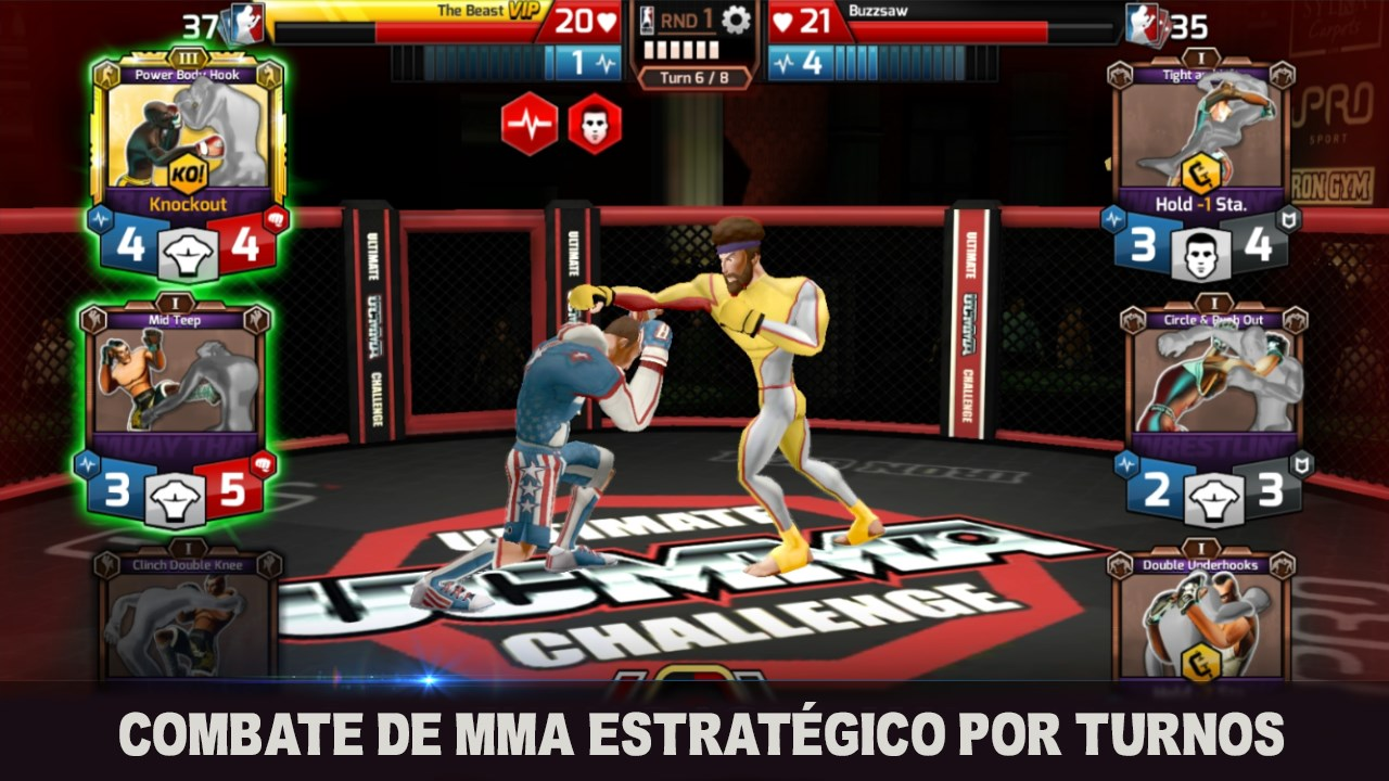 MMA Federation - Imagem 1 do software