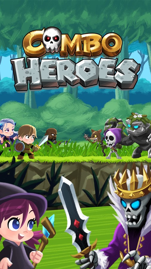 Combo Heroes: Blade Master Age - Imagem 2 do software