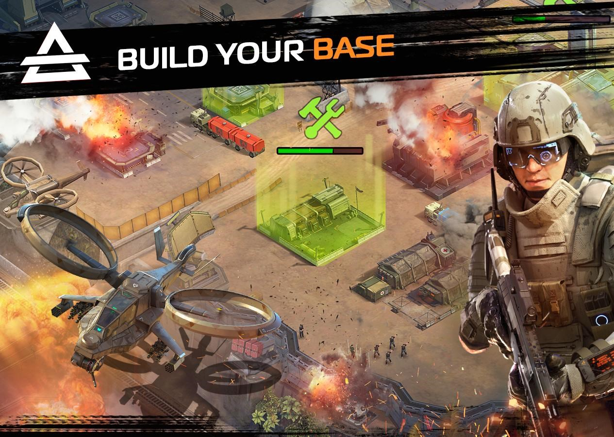 Soldiers Inc: Mobile Warfare - Imagem 1 do software