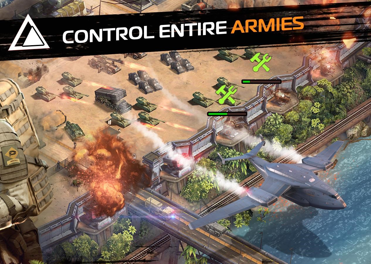 Soldiers Inc: Mobile Warfare - Imagem 2 do software