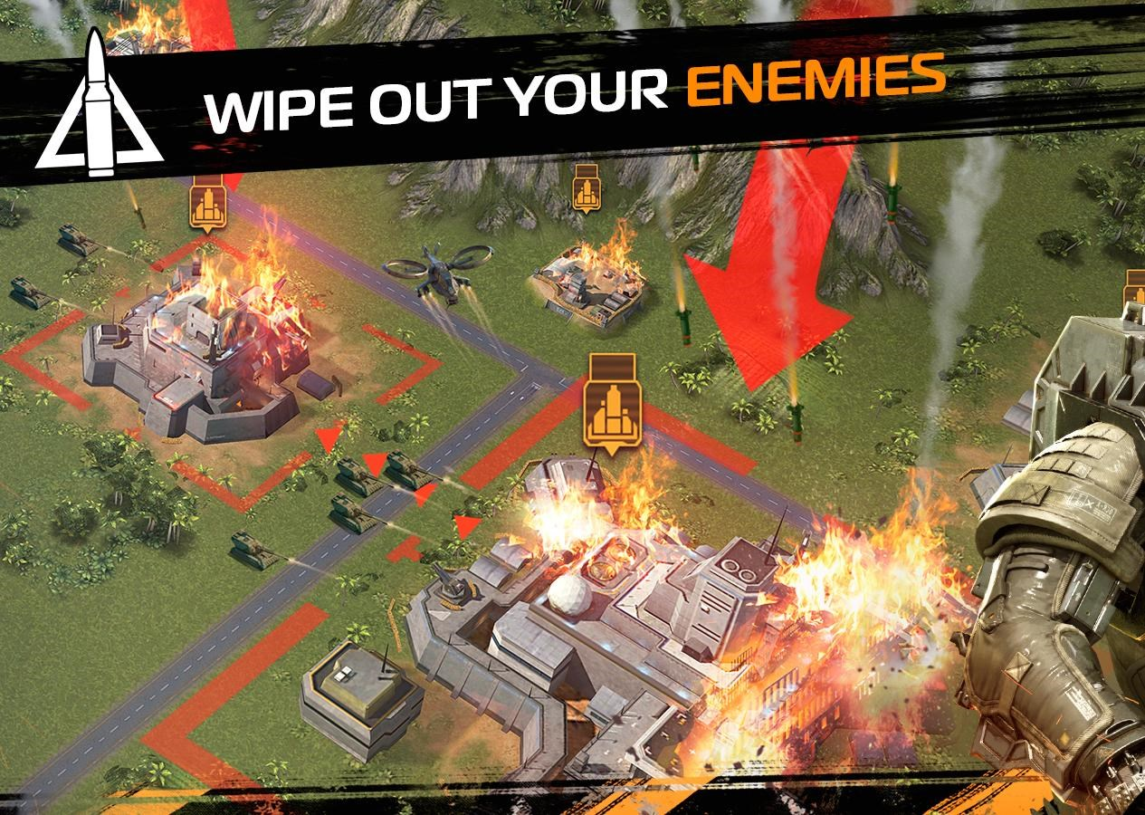 Soldiers Inc: Mobile Warfare - Imagem 3 do software