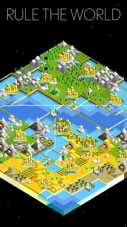 The Battle of Polytopia - Imagem 1 do software