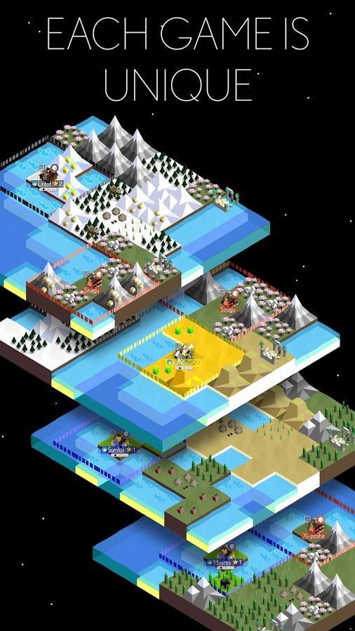 The Battle of Polytopia - Imagem 2 do software