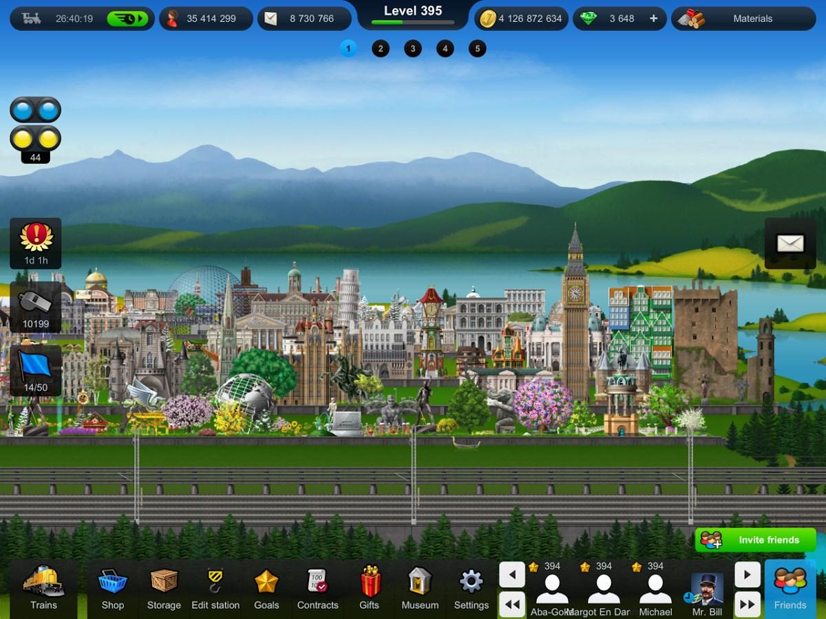 TrainStation - The Game on Rails - Imagem 1 do software