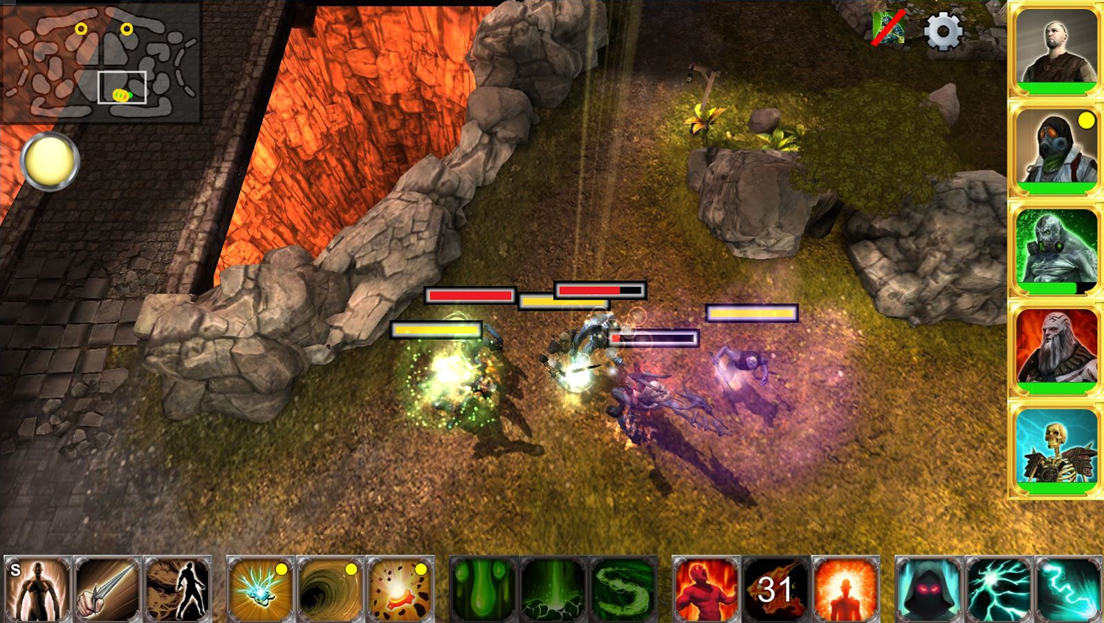 Warlord Strike - Imagem 1 do software