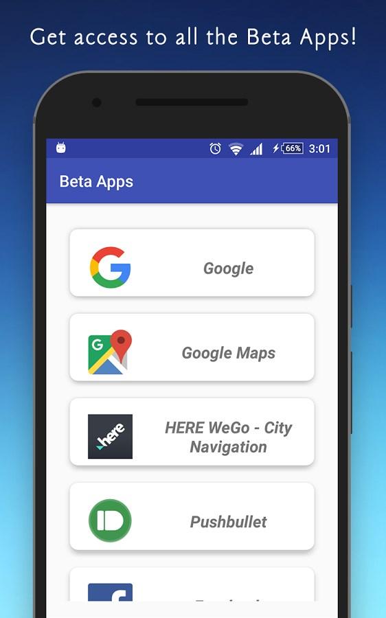 Beta Apps - Imagem 1 do software
