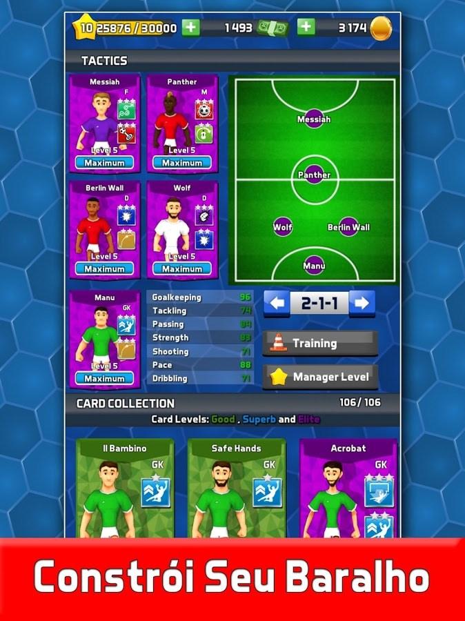 Soccer Manager Arena - Imagem 2 do software