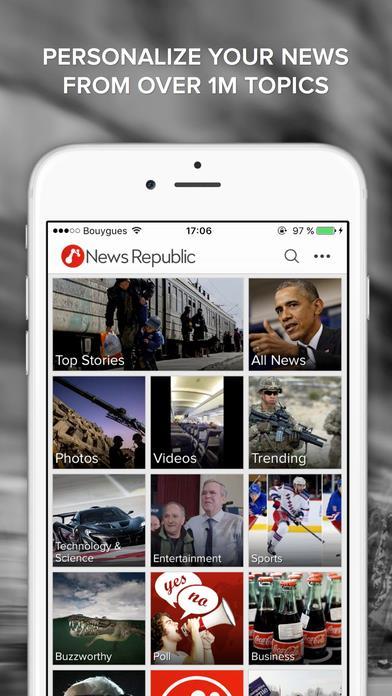 News Republic - Imagem 1 do software