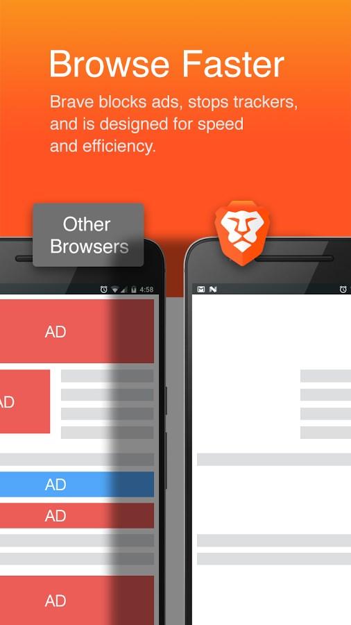 Brave Browser - Imagem 1 do software