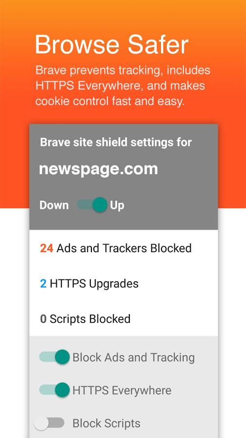 Brave Browser - Imagem 2 do software