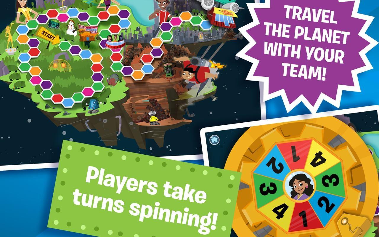 Electric Company Party Game - Imagem 1 do software