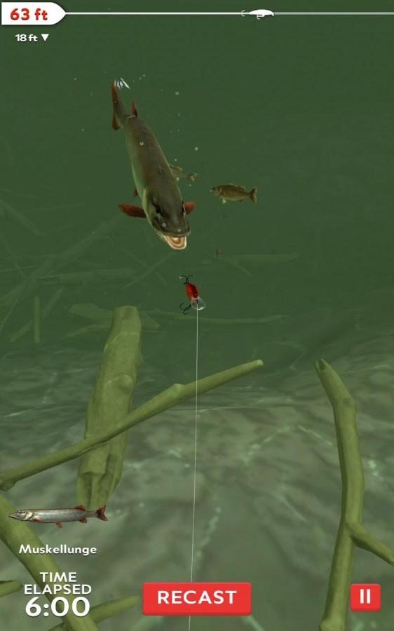 Rapala Fishing - Daily Catch - Imagem 1 do software