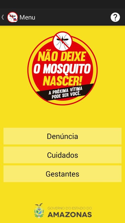 Aedes na Mira AM - Imagem 2 do software