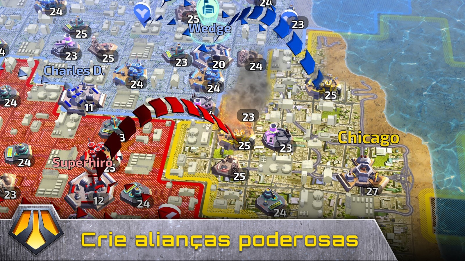 Path of War - Imagem 1 do software