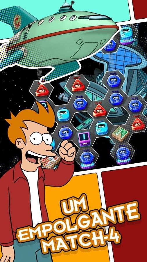Futurama: Game of Drones - Imagem 1 do software