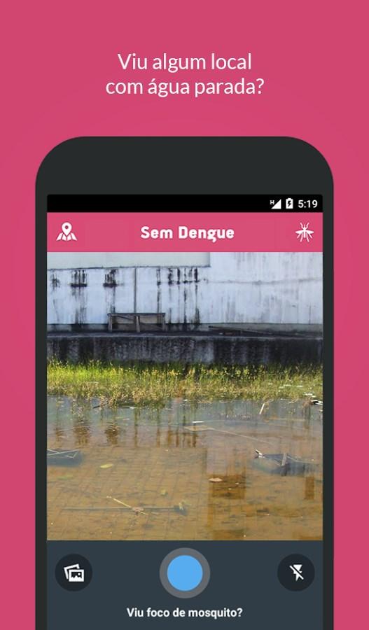 Sem Dengue - Imagem 1 do software