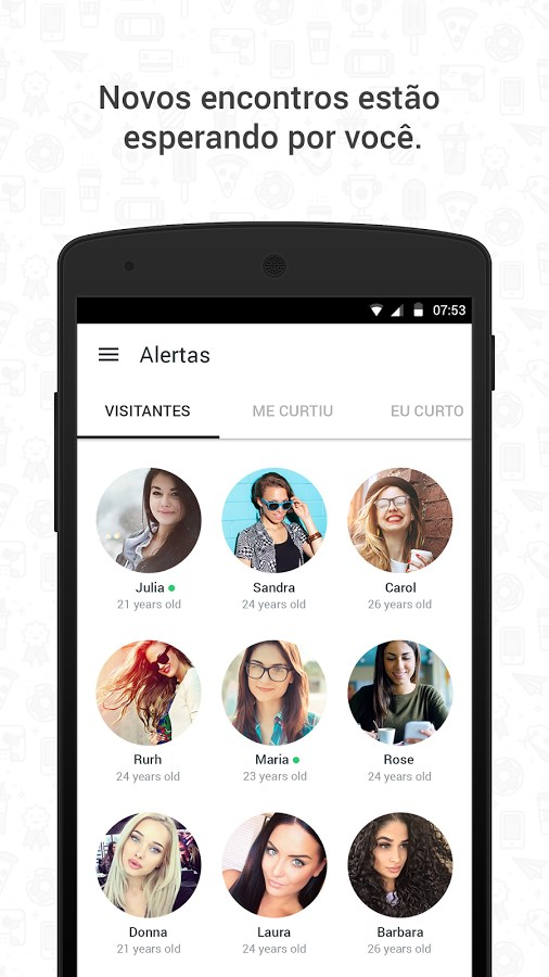 Hitwe – meet people and chat - Imagem 2 do software