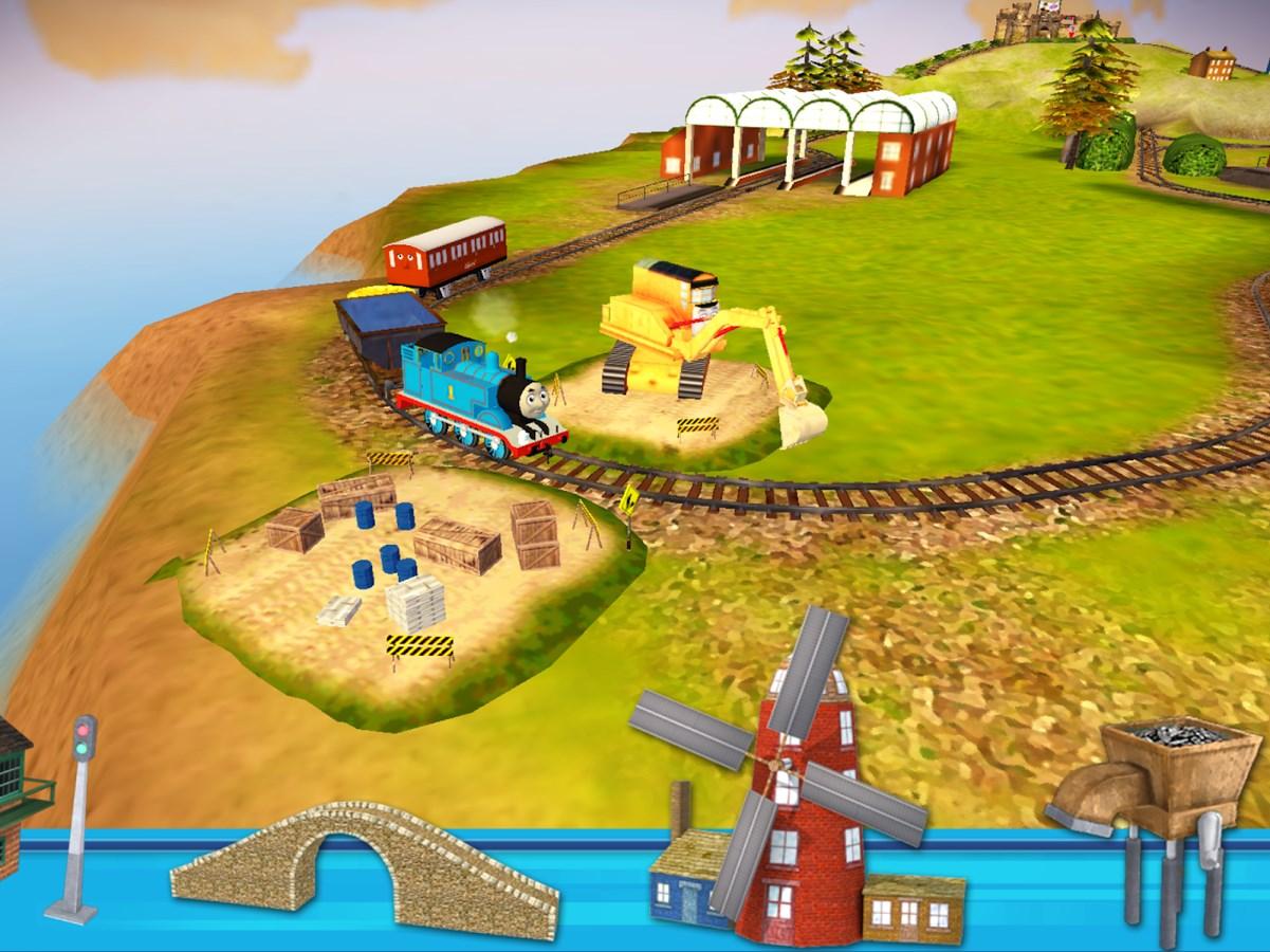 Thomas & Friends: Encomenda Expressa - Imagem 1 do software