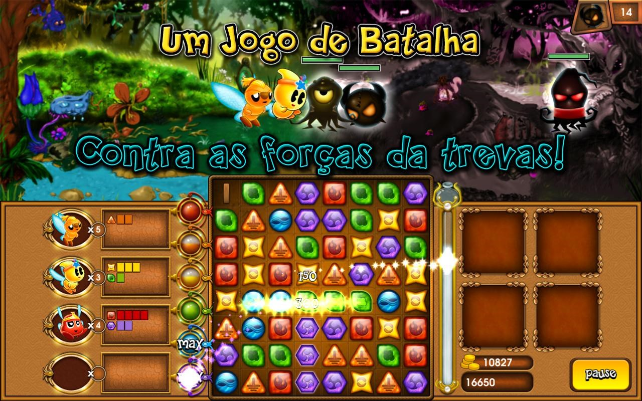 Fairies vs Darklings - Arcane - Imagem 1 do software