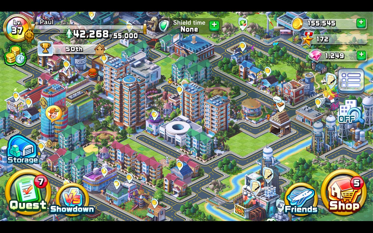 Downtown Showdown - Imagem 1 do software